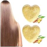 ❗️Champú Sólido, Shampoo Bar, 100% Natural 2pcs Hair Shampoo Bar, Natural Herbal Champú Para Barra De Champú Para Anticaspa Y Control De Aceite