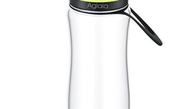 Aglaia LED farol de camping, 3 niveles de brillo, 600 ml IPX6 resistente al agua botella