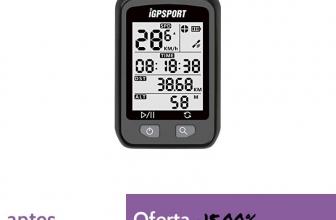 ❗️iGPSPORT Ciclocomputador GPS iGS20E Computadora Bicicleta Inalámbrica Ciclismo Cuentakilometros Bici