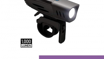 ❗️DONPEREGRINO F1 – 1000 Lúmenes Luz Bicicleta Potente Delantera con Sensor Ambiental, LED Faro Bici Pro Impermeable y Recargable USB para Ciclismo MTB y Carretera