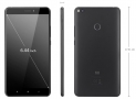 Xiaomi Mi Max 2 4G Phablet GLOBAL VERSION 4GB RAM 64GB ROM