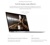 Xiaomi Mi Notebook Air 13.3  –  8GB + 256GB + HD GRAPHICS 620  PLATEADO